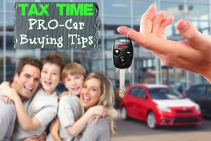 Rags to Rolls? Tax time car buying tips from a PRO
