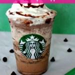 Starbucks CopyCat Double Chocolate Chip Frappuccino Recipe
