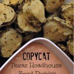 Fried Pickles with a Kick (Texas Roadhouse Fried Pickles)