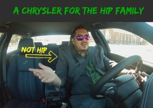 A Chrysler for the hip family