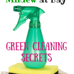 Keep Mold & Mildew at Bay with These Green Cleaning Secrets