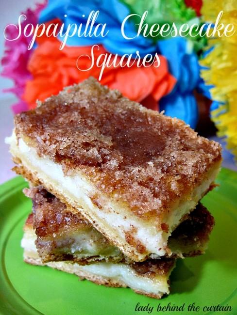 Sopaipilla-Cheesecake-Squares