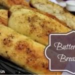 Butter Herb Breadsticks