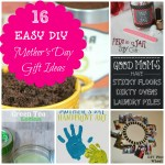 Easy Homemade Mother's Day Gift Ideas