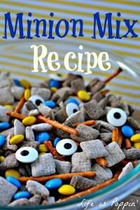 Minion Party Mix Recipe – Perfect for Little Minions