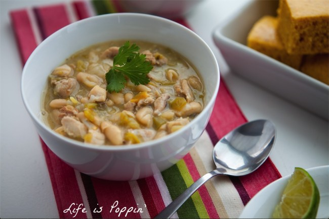 Tex-Mex White Chili