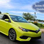 2016 Scion iM and iA – Quick Spin