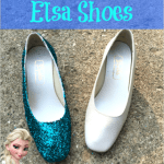 How to Make Disney Queen Elsa Shoes