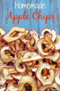 Homemade Apple Chips Recipe