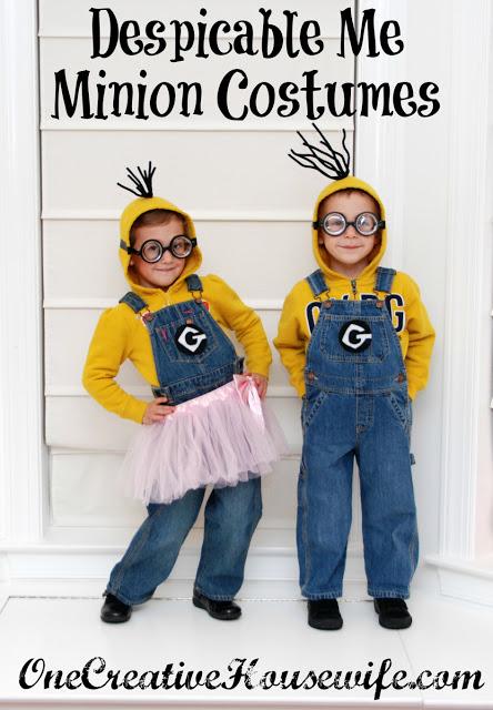 Minion Costume 4