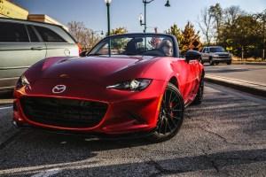 2016 Mazda MX-5 Miata – #MommysDayOff