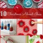 10 Christmas Advent Ideas