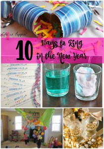 10 Ways to Ring in the New Year