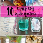 10 Ways to Ring in the New Year!