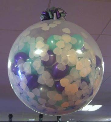 nye confetti ballon