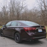 2016 Toyota Avalon – The New Family Cruiser