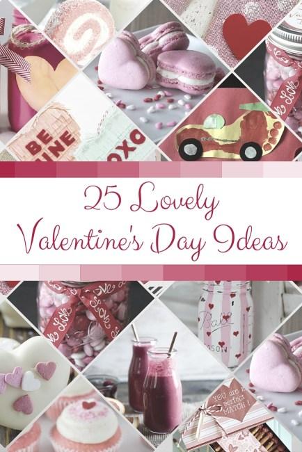 25 lovely valentine