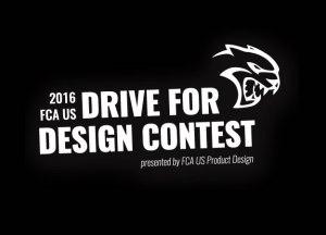 #DriveForDesign-srt-fca-drive-for-design-contest