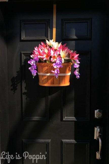 DIY Basket Door Hanger Final