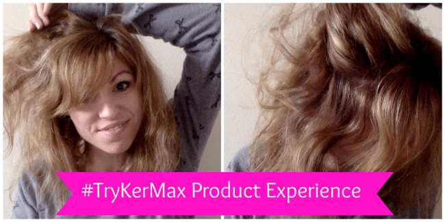 #TryKerMax Product Experience