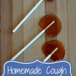 Homemade Cough Drop Lollipops
