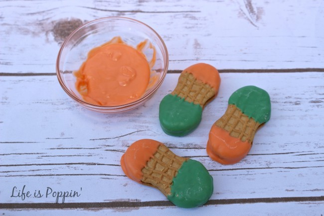 Leprechaun Cookies - Dipped 3