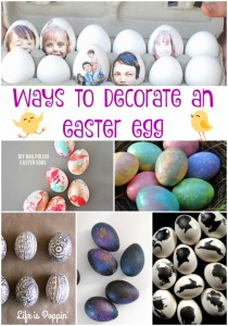Ways to Decorate an Egg