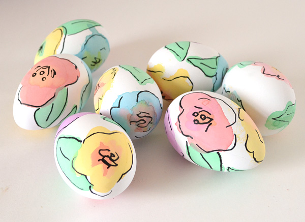 floral-dyed-easter-eggs-dreamalittlebigger
