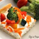 Veggie Pizza Bites