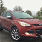 2016 Ford Escape 4WD – Going out With a Bang