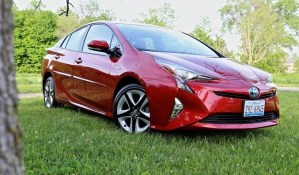 2016 Toyota Prius – All About Efficiency