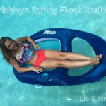 Enjoy the Pool Again with SwimWays Spring Float Recliner