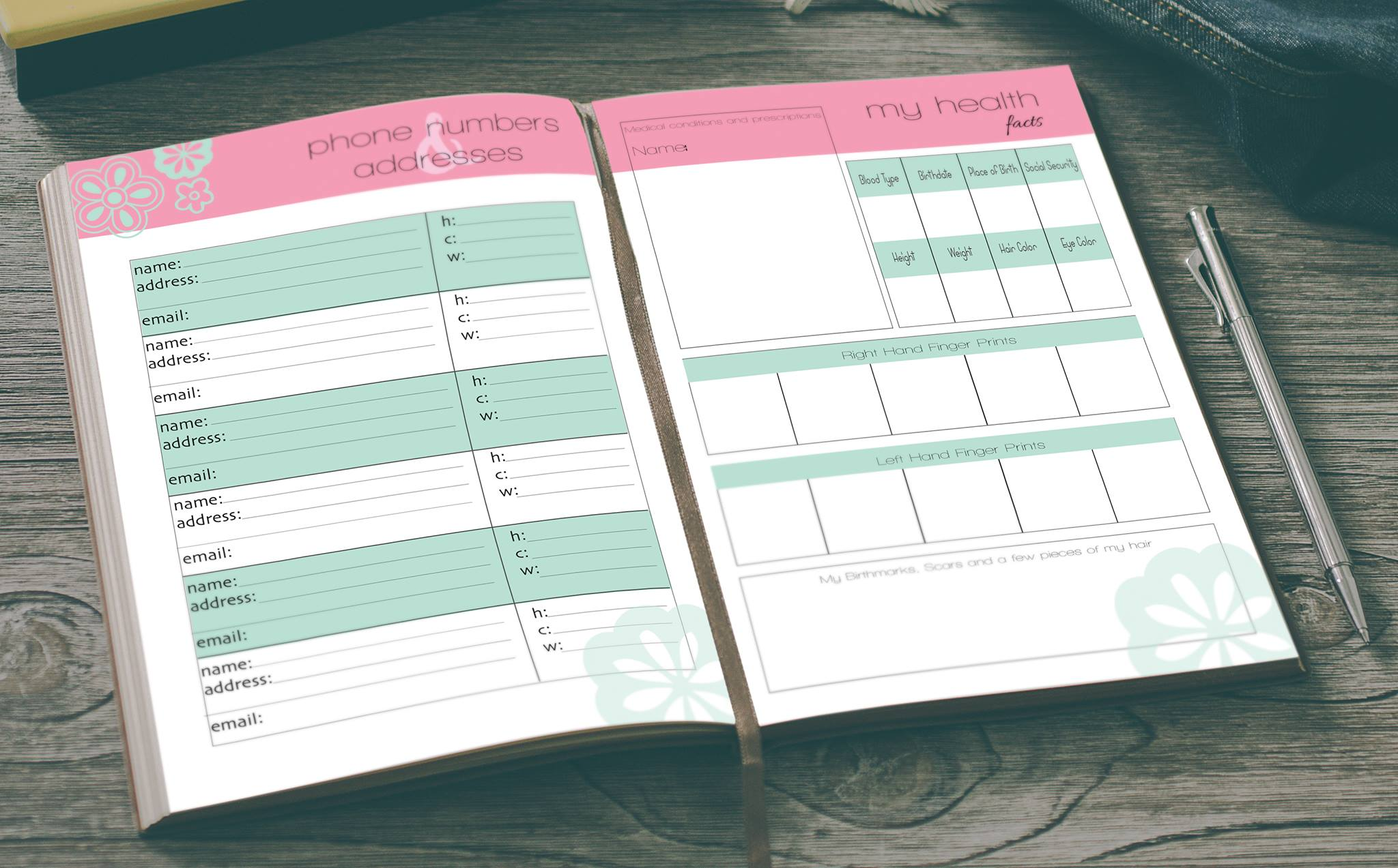 FREE-Family-Planner-printable