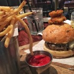 Visiting Indy? Enjoy a Craft Burger at the Weber Grill