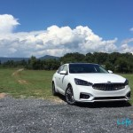 First Drive: The 2017 Kia Cadenza