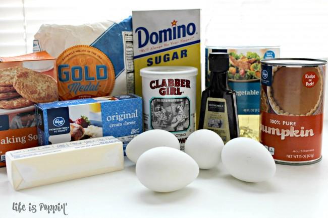 pumkin-cake-ingredients