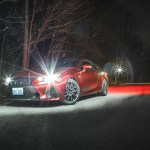 2017 Lexus RC F – Dreaming Underneath the Stars
