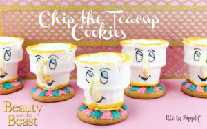 Chip the tea cup from beauty and the beast