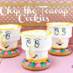 Beauty and the Beast Cookies | Chip The Teacup