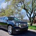 2017 Chevy Suburban: 5 Reasons Why It's a Perfect Fit