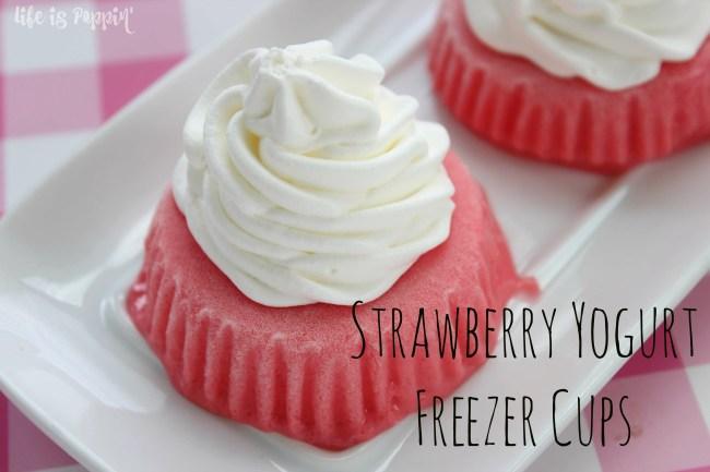 strawberry-dessert-yogurt-cups