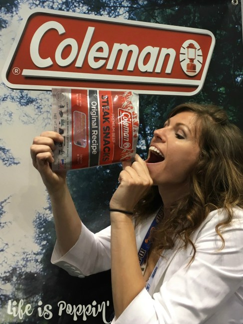 Coleman Steak Snacks – Perfect for Road Trippin'