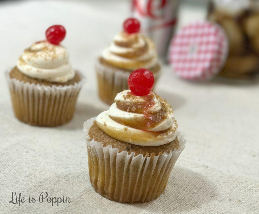 Cupcake-Recipe-Coke