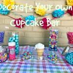 Decorate Your Own Cupcake Bar – Perfect for Parties!