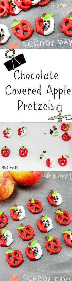 Pretzel-pin