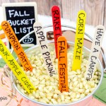 Fall Bucket List – Fun Fall Activities for Families