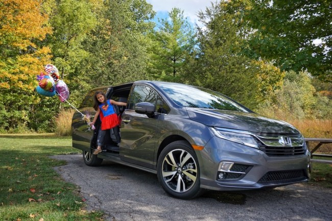 2018 Honda Odyssey: A Mom's Take