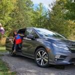 2018 Honda Odyssey: A Mom's Take