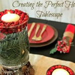 Creating the Perfect Holiday Tablescape