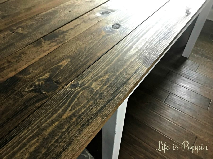 Farmhouse-Table-Drying